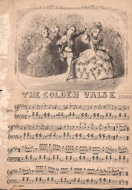The Golden Valse