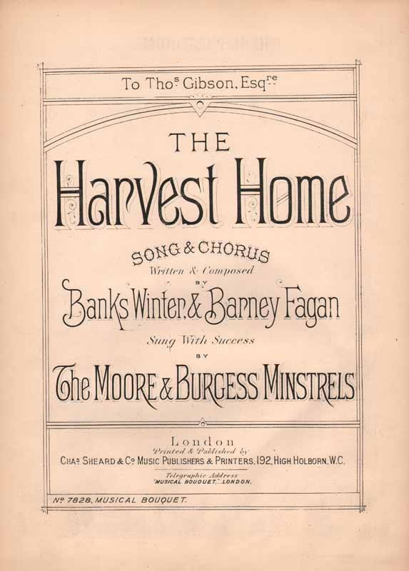The Harvest Home