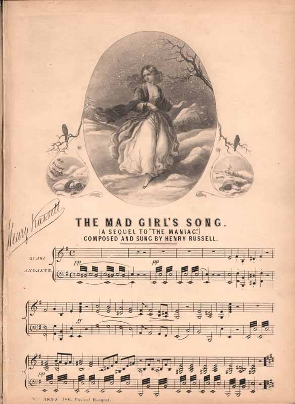 The Mad Girl's Song