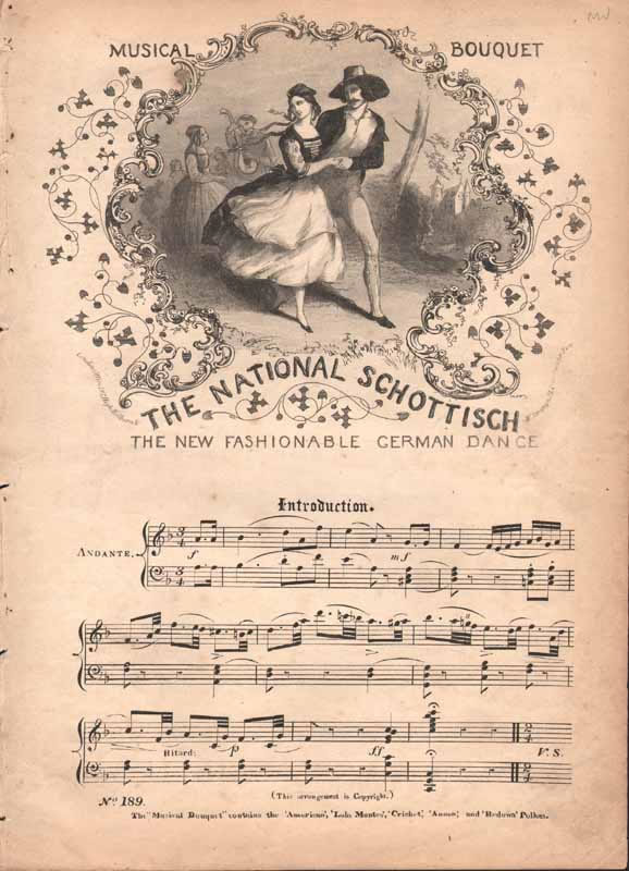 The National Schottische