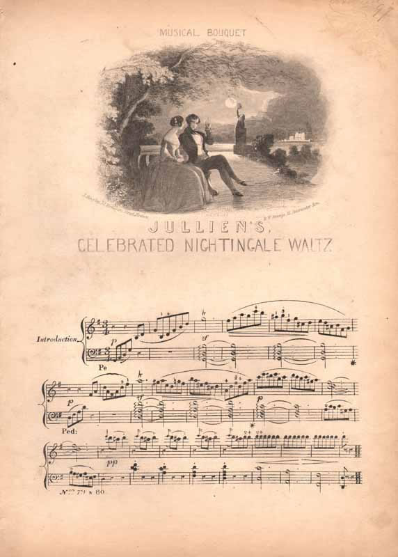 The Nightingale Waltz