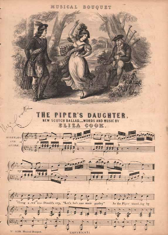The Piper's Daughter