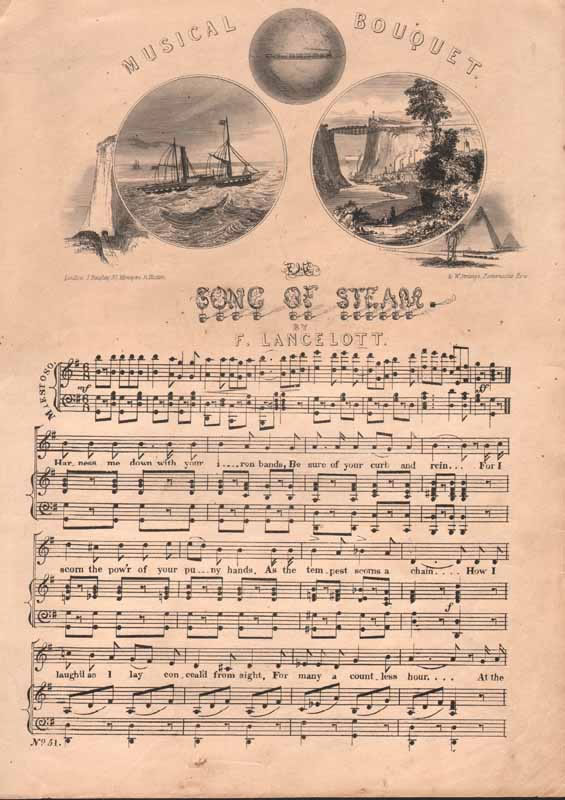 The Song of Steam