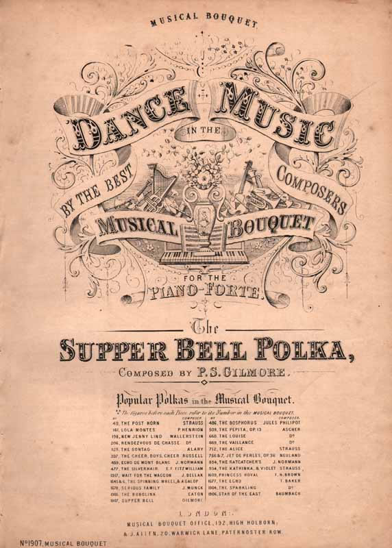 The Supper Bell Polka