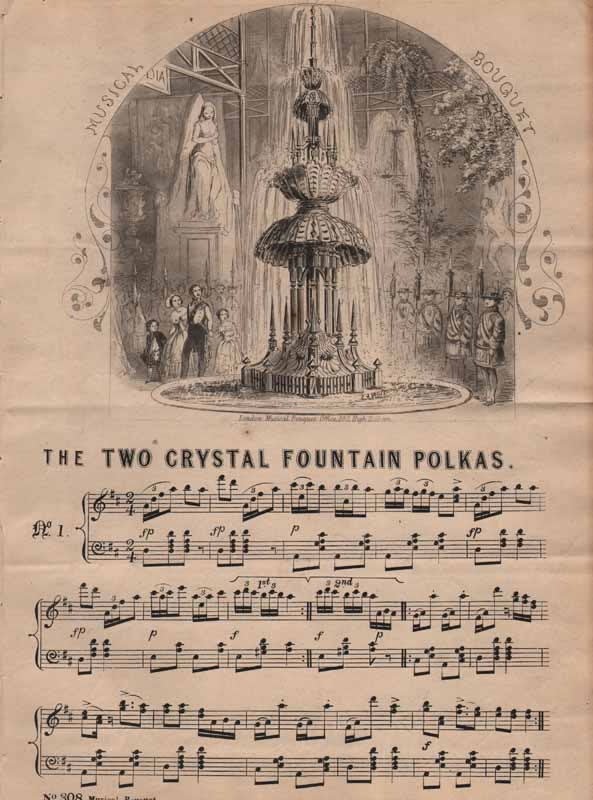 The Two Crystal Fountain Polkas